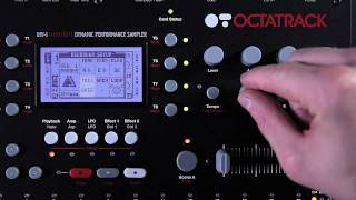 Octatrack Ноу-Хау — Урок #3: Ручного Відбору Проб