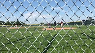 Frankie Santiago Home Run 04-27-2019