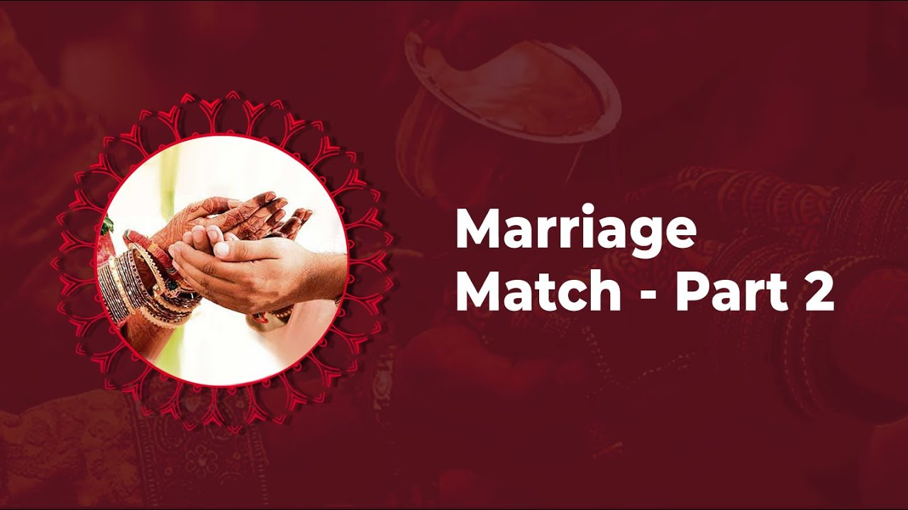 Vedic astrology match making free, amazing teens videos
