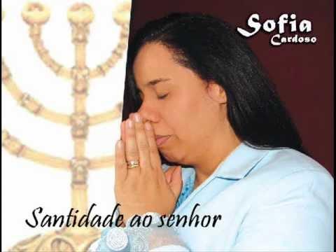 sofia cardoso santidade ao senhor