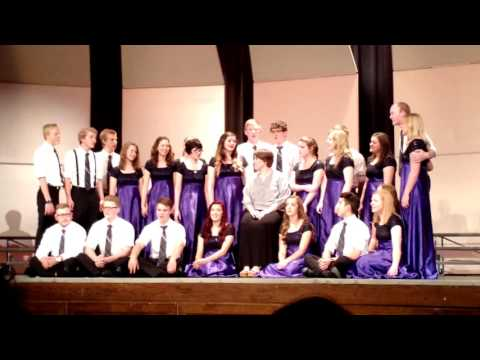 Taylorsville High School Madrigals- May 16, 2016