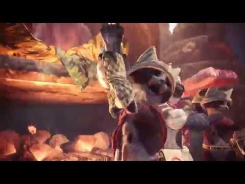 Monster Hunter World Master Chef Kittens Youtube