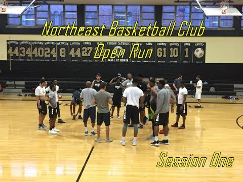"Northeast Basketball Club ""Open Run"" 