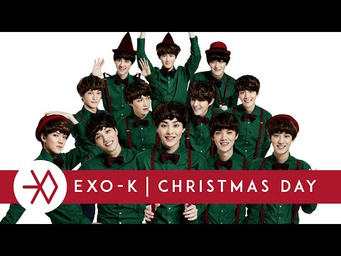 EXO-K - Christmas Day [Audio]