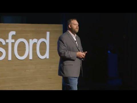 Leading Hockey Stick Growth as a Highschool Dropout | Travis Klassen | TEDxAbbotsford