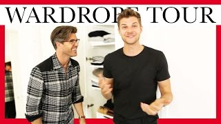 WARDROBE TOUR | #INTHECLOSET WITH ME!