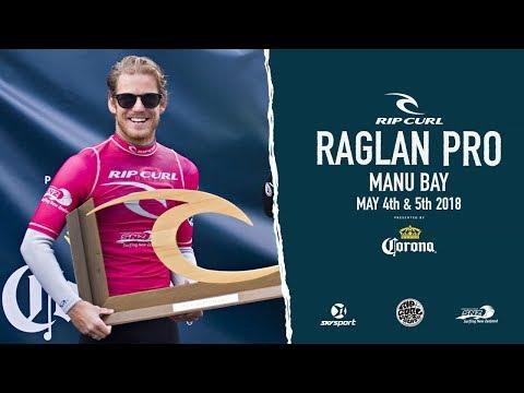 Rip Curl Raglan Pro 2018 | New Zealand