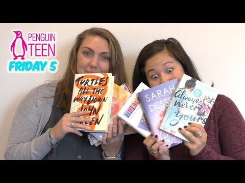 PenguinTeen Friday5: A 2018 Sneak Peek, The Loveliest Author Love Story and more!