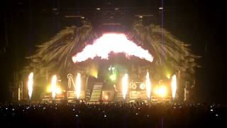 Within Temptation Wembley Arena April 2014 - Intro + Let Us Burn