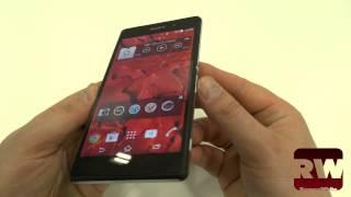 Знакомство с Sony Xperia Z2