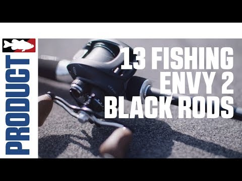 13 Fishing Envy Black 2 Rods – Tackle Warehouse Product Video
