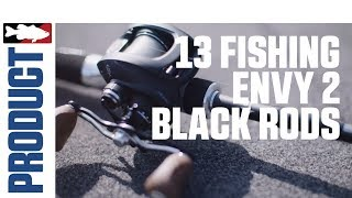 13 Fishing Envy Black 2 Rods - Tackle Warehouse Product Video