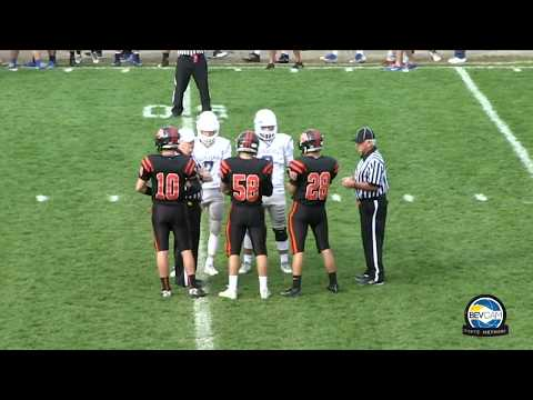 Beverly vs Danvers High School Football