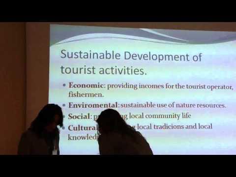 Beluga Sturgeon Community Based Tourism Best Combat 1