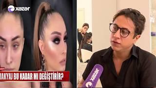 Stilist Anar Ağakişiyev küsülü olduğu Günay İbrahimli və Nigara mesaj göndərdi - Xəzər Maqazin