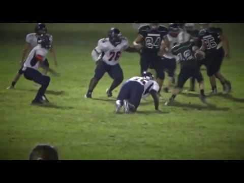 Bowling Green Christian Academy Football Video