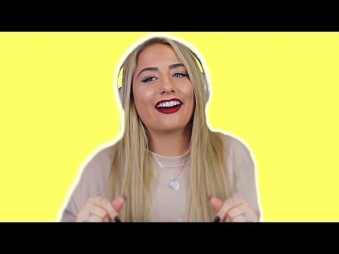 Saffron Barker Thinks She Can Sing thumbnail