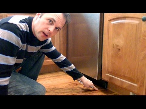 how-to-fix-a-leaking-dishwasher-door---whirlpool-kemore