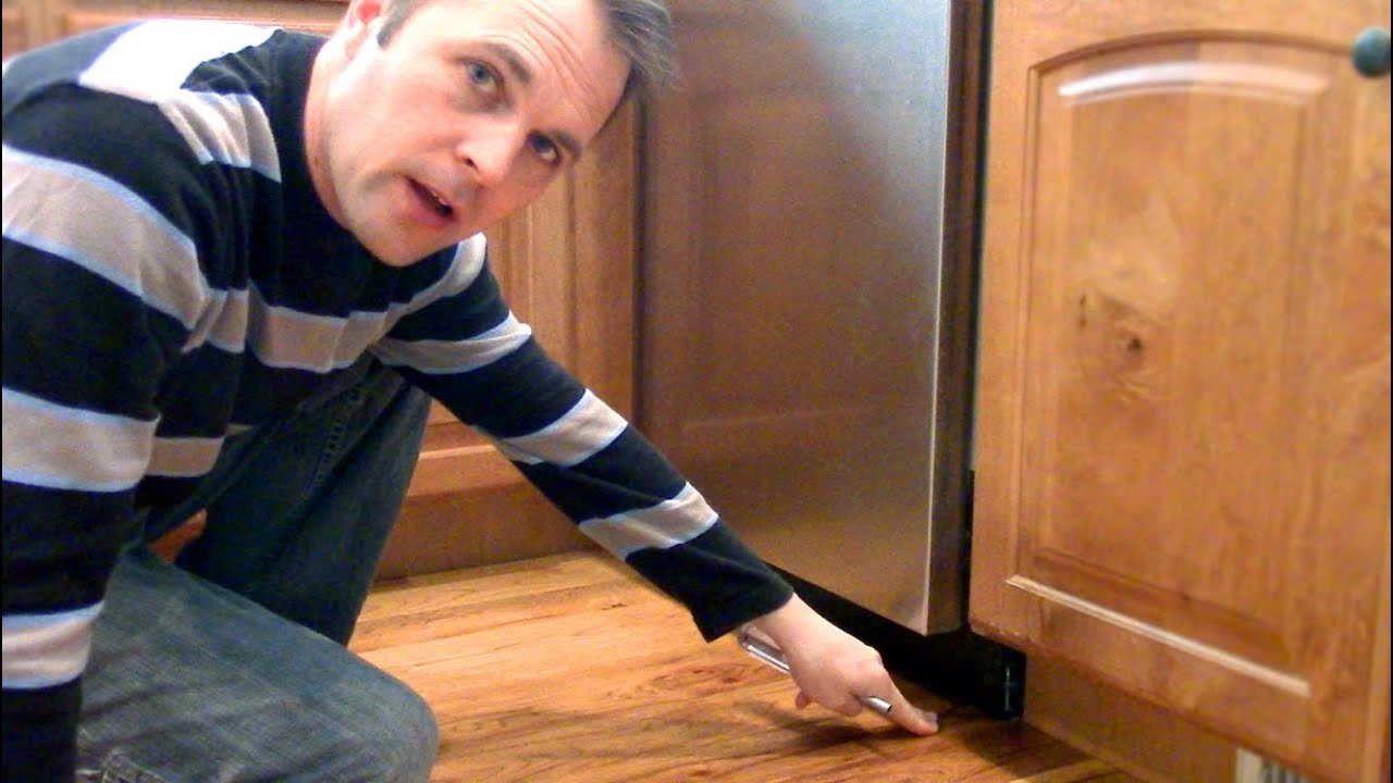 How to fix a leaking Dishwasher Door  Whirlpool Kemore