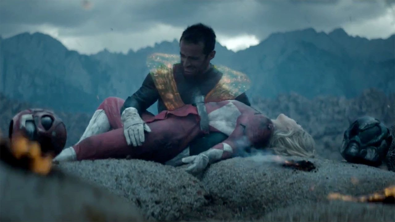 This gritty, ridiculously hardcore Power Rangers short exists