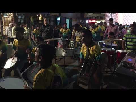 Lalbaug Beats   Ram Ji ki nikali Sawari Song   At Anjirwadi Mazgaon   Haldi Show   Date :- 23/12/18.