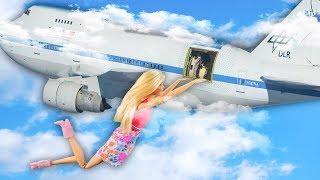 СБОРНИК №1 Мультфильмы с куклами. Барби и Челси - 30 минут