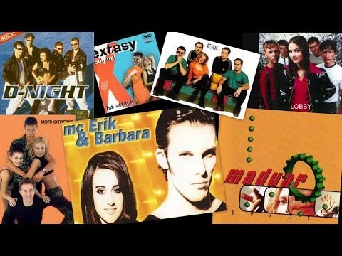 Eurodance from Slovakia - THE BEST OF!