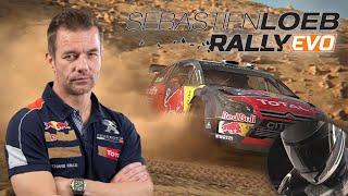 Sébastien Loeb Rally Evo где то 2007-2008 примерно
