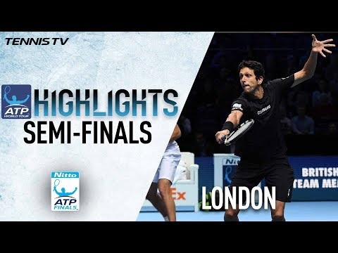 Highlights Kubot/Melo Beat Harrison/Venus Nitto ATP Finals 2017