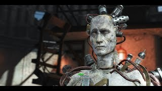 Fallout 4 Playing as a Synth