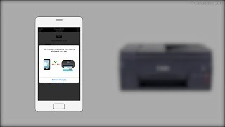 Enabling printing from a smartphone (iOS) - 2/2 (G4010 series)