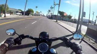 Sportbike vs Cruiser wars while cruising
