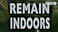 """""""Remain Indoors"""" emergency broadcast - BBC Comedy"""