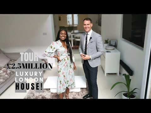 INSIDE THIS £2.5 MILLION ISLINGTON HOUSE | LONDON PROPERTY MARKET Q+A | #MoveWithJade EP7