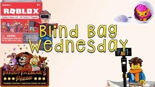 Blind Bag Mittwoch! - Lego Ninjago, Fünf Nächte bei Freddy's, Hatchimals und Roblox! - J&M Spielzeug