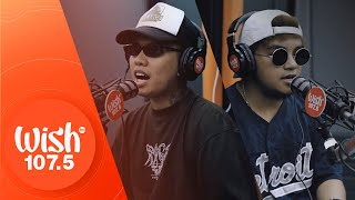 "A$tro (ft. Steven Peregrina) performs ""Nag-iisa"" LIVE on Wish 107.5 Bus"