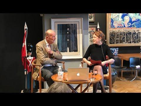Jesper Bruun Rasmussen i kunstens tjeneste