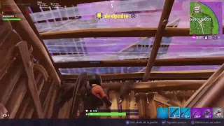 [Live/FR/Ps4 ] game fortnite go les 400 abos