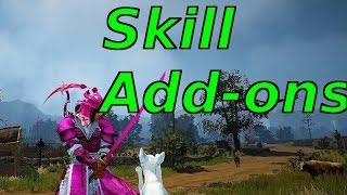 Black Desert Musa/Blader Guide: Skill Add-ons (PvE/PvP, Blade/Mushindo)