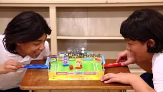 cowcowが小学一年生2月号ふろく「妖怪ウォッチマグネットサッカーゲーム...