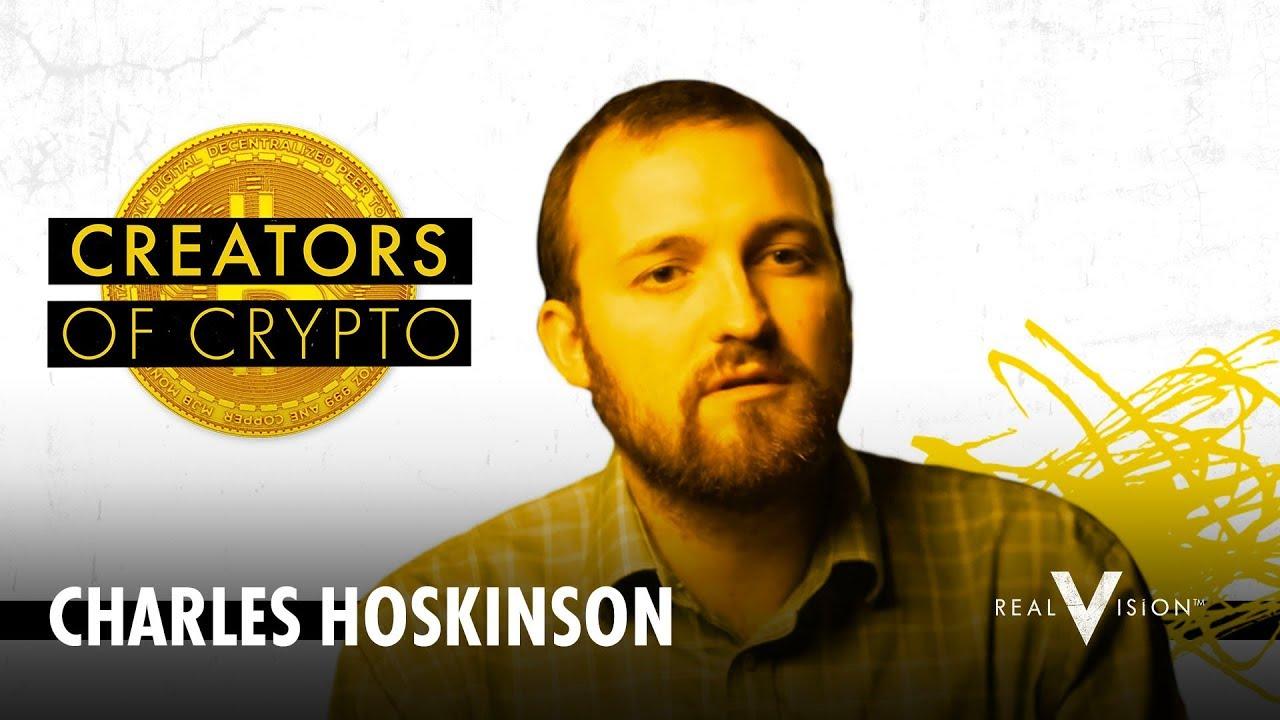charles hoskinson bitcoin