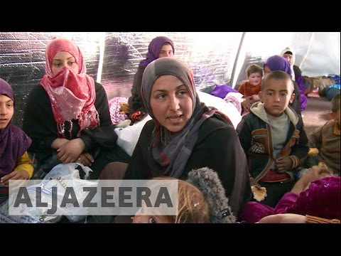 Over 76,000 flee Mosul's war zone
