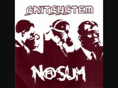 Nasum fear of the china syndrome from untitled split ep with skitsystem