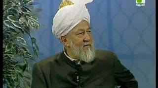 Liqa Ma'al Arab 12 May 1998 Question/Answer English/Arabic Islam Ahmadiyya