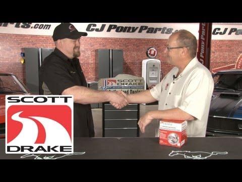 Scott Drake Mustang Parts