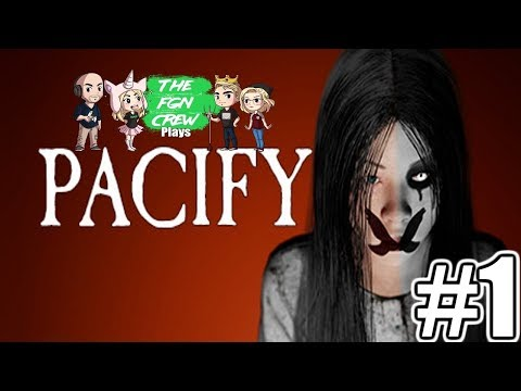 The FGN Crew Plays: Pacify #1 - Blair Witch Basement