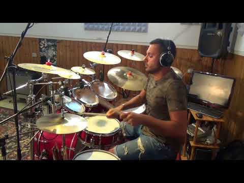 Linkin Park - Somewhere i belong - Drum cover by Andrea Mattia