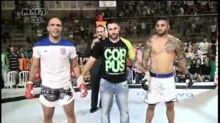 MMA na TV LOCAL: GLADIADOR MMA
