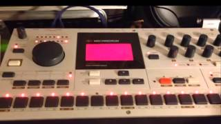elektron MACHINE DRUM Industrial Noisy Beats
