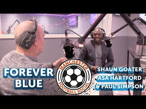 Forever Blue with IAN CHEESEMAN, SHAUN GOATER, ASA HARTFORD & PAUL SIMPSON